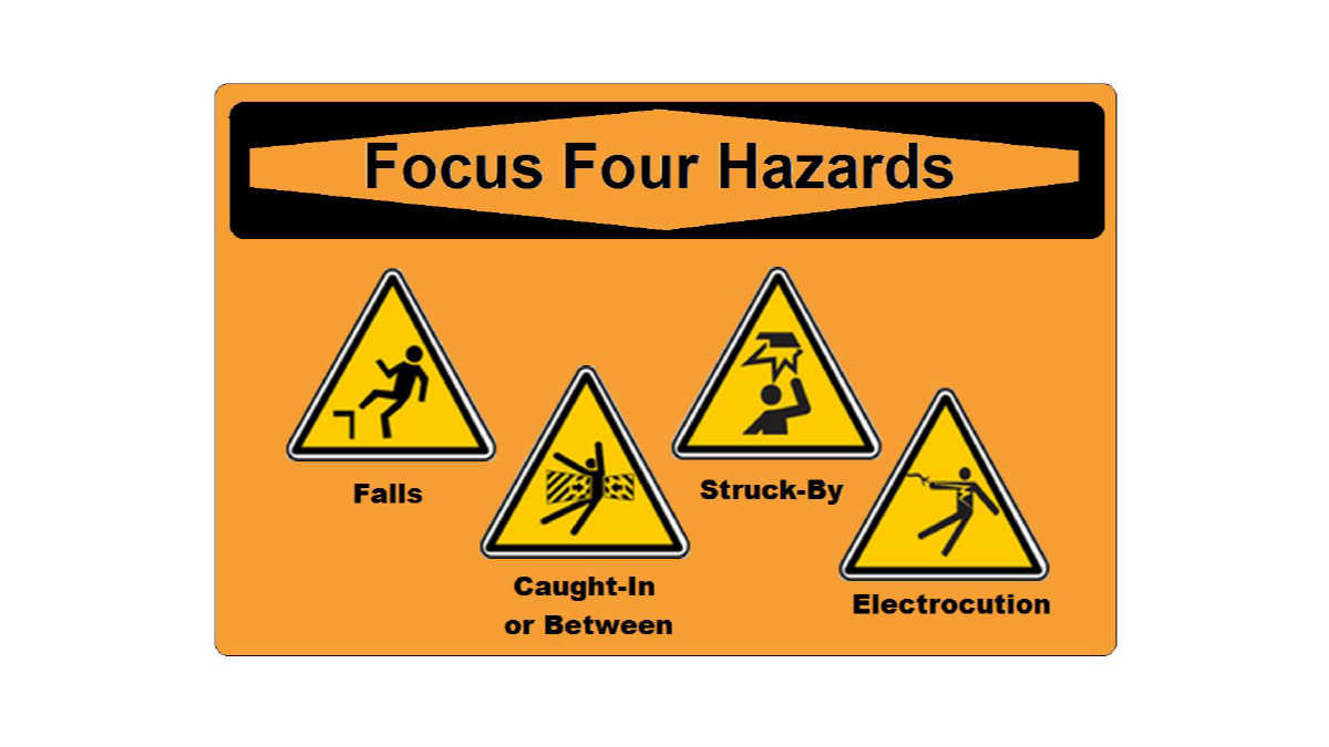 OSHA Focus Four Hazards