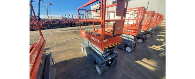 scissor lift rental Cleveland ohio
