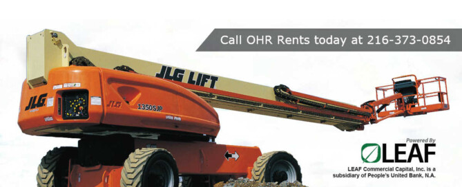 OHR Rents financing