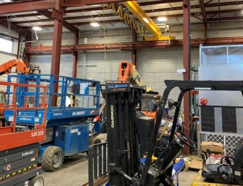 Construction Equipment Repair Service – Now 25% Off