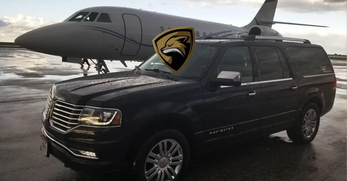 Goldfox Ride Service